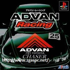 Free Download Games Advan Racing PSX ISO Untuk KOmputer Full Version  ZGASPC