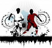 Futbol Español 2012-2013 puerta de ataque de jugador de futbol del oponente