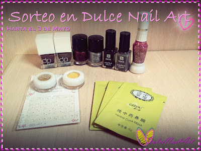 SORTEO DE DULCE NAIL ART