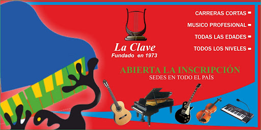 Universidad La Clave. Instituto de Música y Arte
