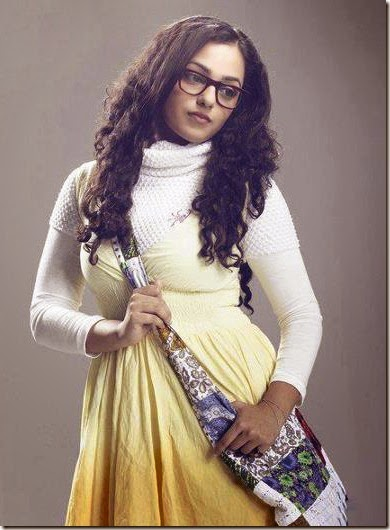 Nithya Menon Navel Images
