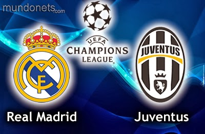 real vs juventus live