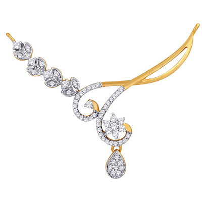 Nakshatra Diamond Necklace models