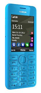 Handphone, Nokia 206, Dual SIM