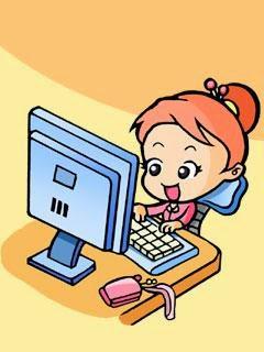 Tips Mencegah Sindrom Gangguan Penglihatan Akibat Komputer / Laptop