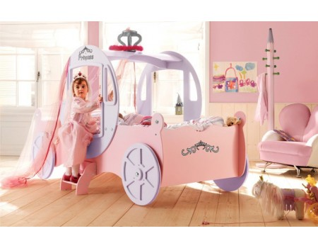 Princess toddler beds for girls would make every princess girl happy