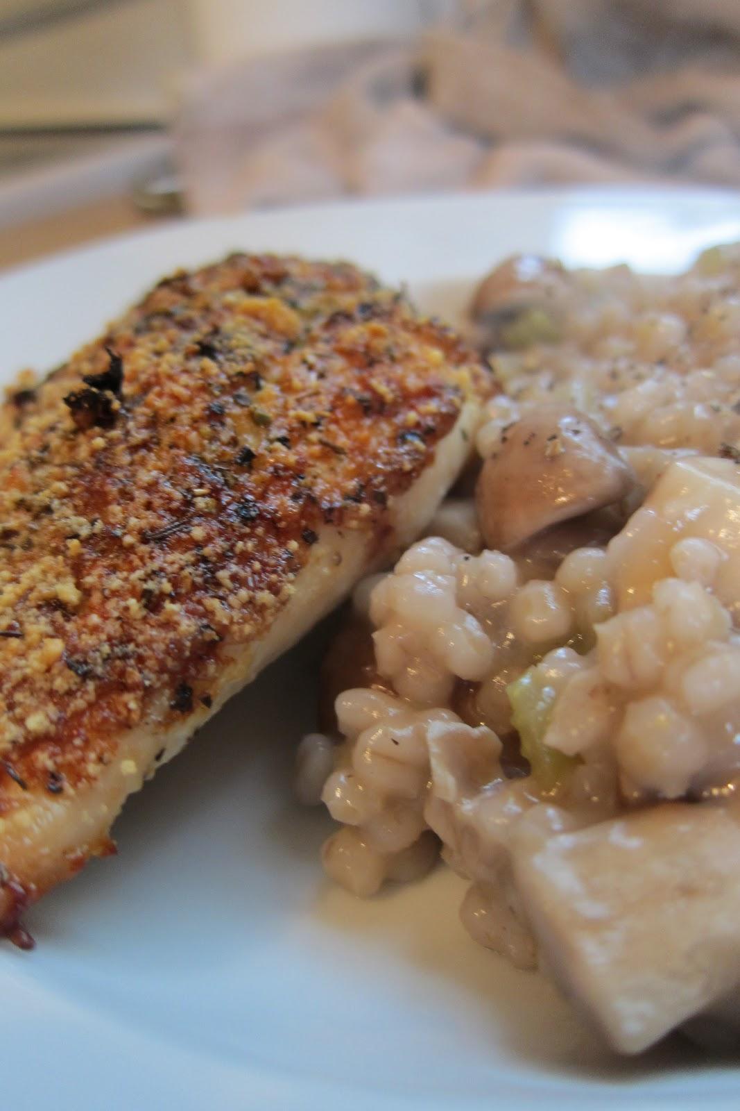 Eat My Blog: Crispy Garlic Parmesan Chicken