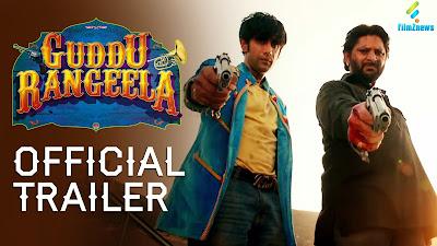 Guddu Rangeela | Official Trailer | Arshad Warsi | Amit Sadh | Aditi Rao Hydari