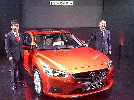 Harga dan Spesifikasi Mobil Baru New Mazda 6
