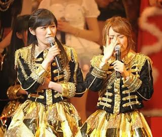 Direktur umum AKB48 Takahashi Minami