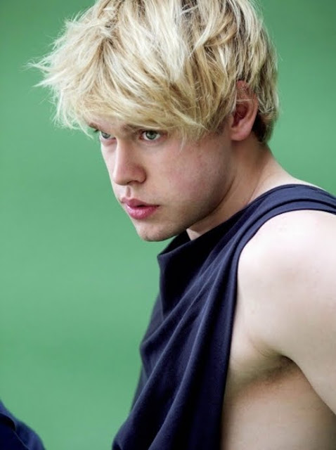 Chord Overstreet looking very molestable