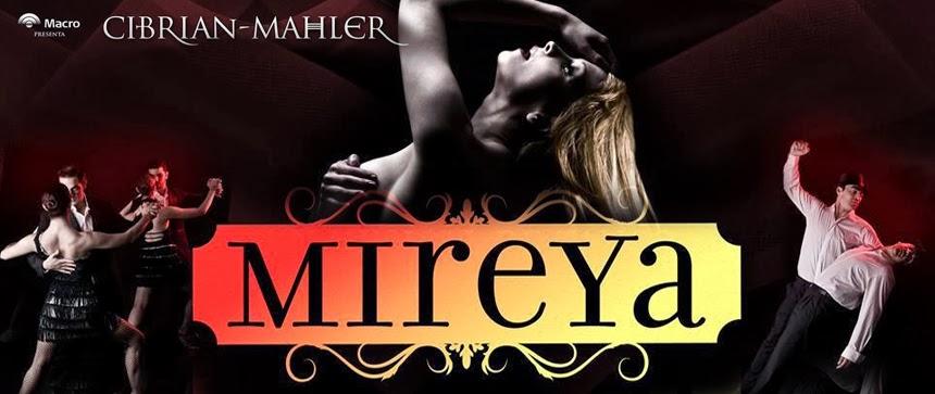 Mireya, musical de Pepe Cibrián Campoy y Angel Mahler