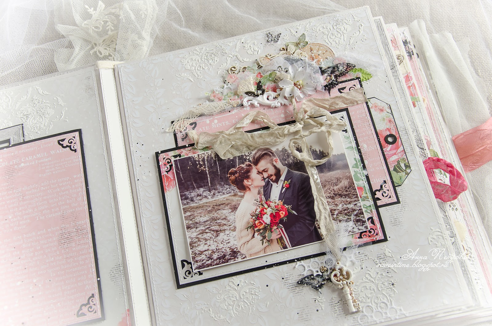 Как сделать свадебный фотоальбом своими руками фото