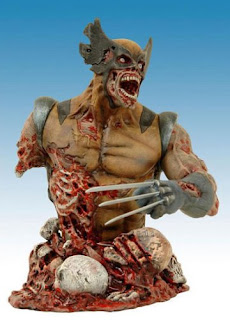 Marvel Zombies Review - Bust Product