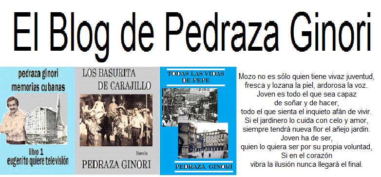 El blog de Pedraza Ginori