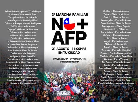2° MARCHA FAMILIAR NO + AFP