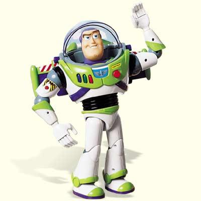 Buzz Lightyear Y Yo