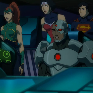 Primer trailer de Justice League: Throne of Atlantis.