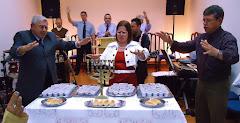 CONSAGRAÇÃO DA SANTA CEIA DO SENHOR - 11 SET 2011