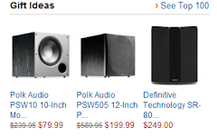 Gift Ideas Subwoofers Here!