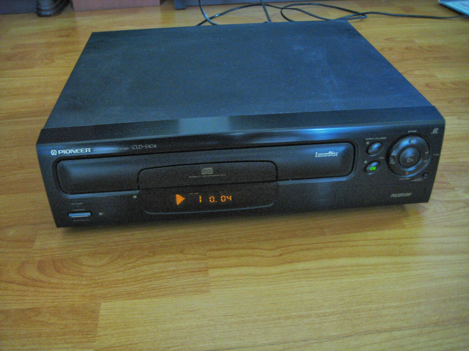 Recycle Mart Penang Laser Disc Player Pioneer Cld S104 200175 Circuitwriter Pen With Precision Conductive Ink