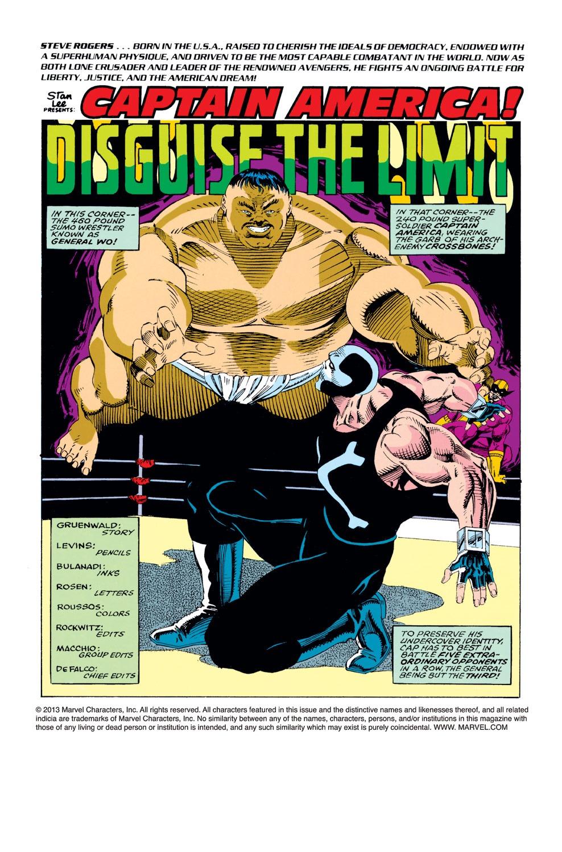 Captain America (1968) Issue #412 #361 - English 2