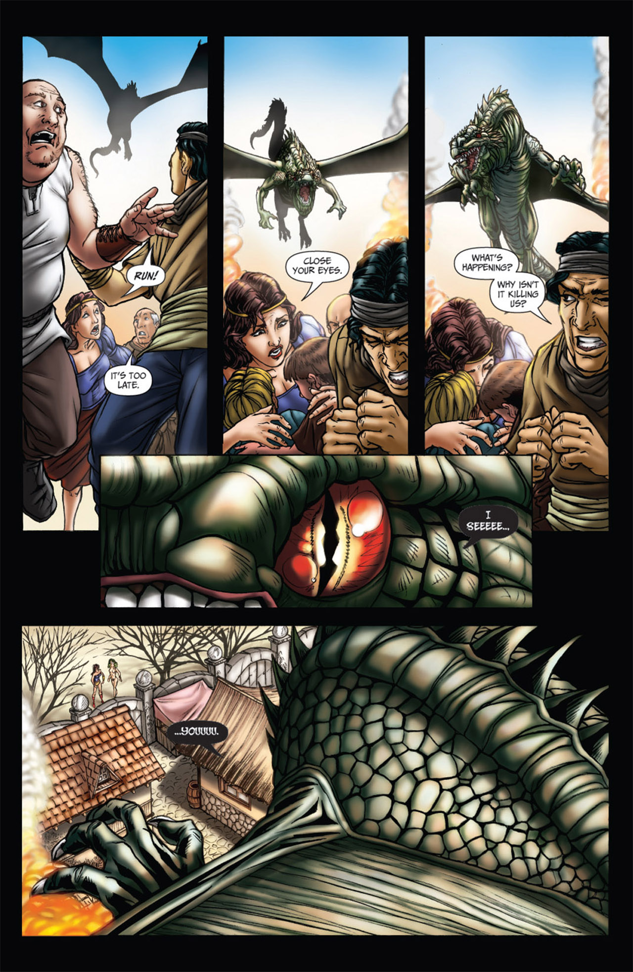 Grimm Fairy Tales (2005) Issue #61 #64 - English 9
