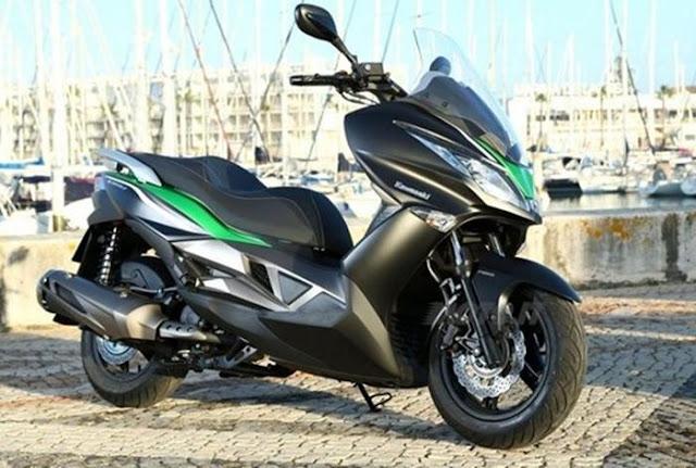 Kawasaki Luncurkan Penantang NMAX dan PCX