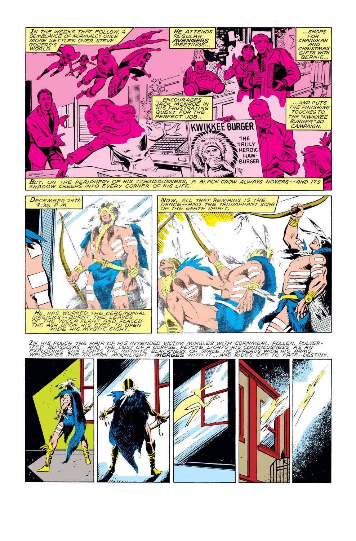 Captain America (1968) Issue #292 #208 - English 14