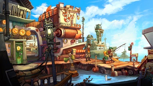 Deponia Trilogy - PC (Download Completo em Torrent)