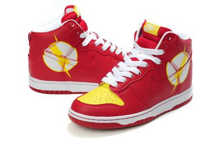 Zapatillas Nike de The Flash