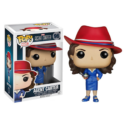 Marvel's Agent Carter Pop! Vinyl Figure by Funko