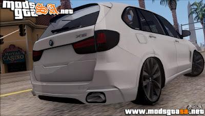 SA - BMW X5 F15 BUFG Edition