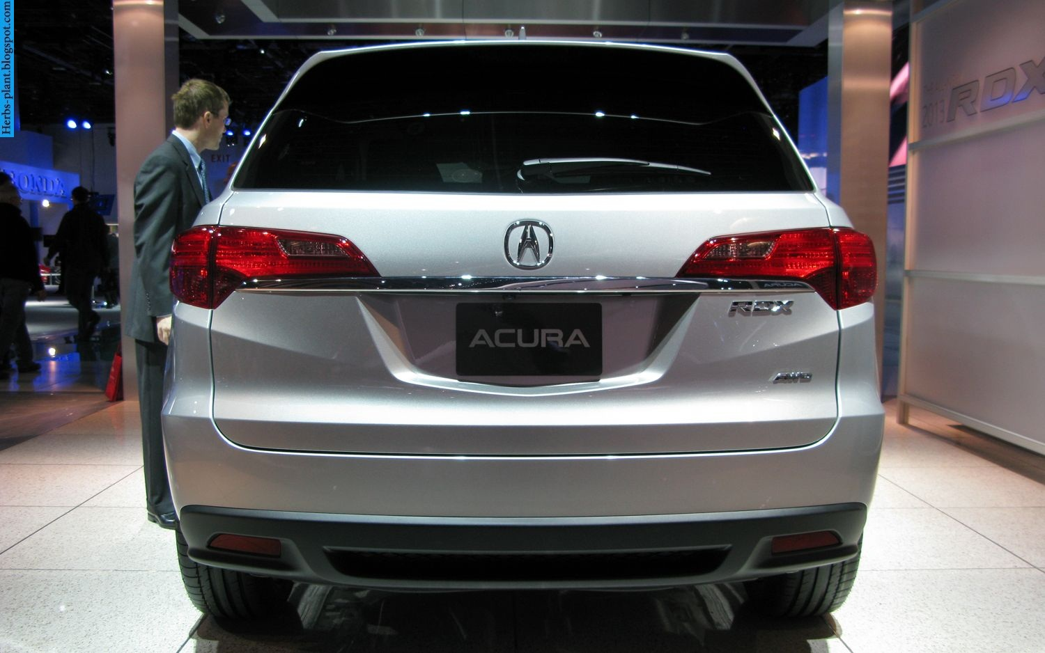 Acura rdx car 2013 exhaust - صور شكمان سيارة اكورا ار دي اكس 2013