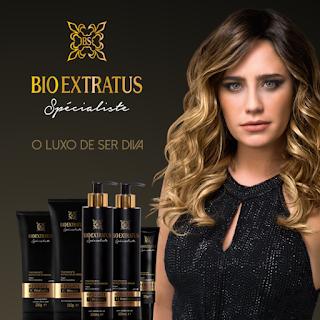 Linha Spécialiste Resgate Bio Extratus: tratamento de luxo e poder