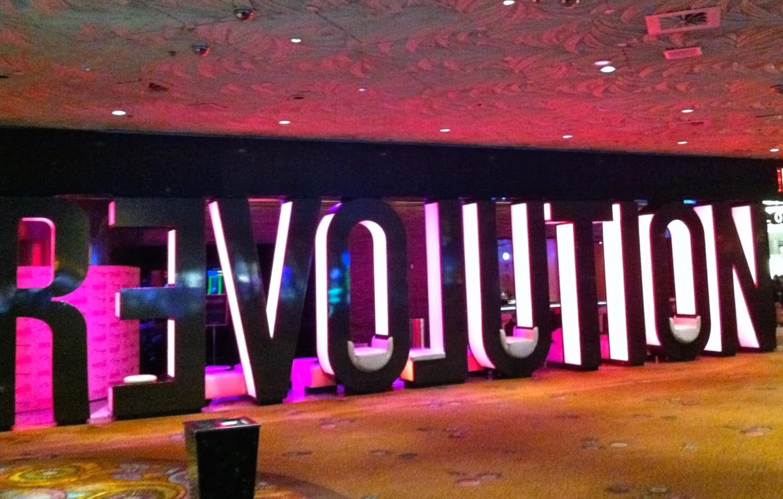 Mirage Las Vegas Revolution Bar