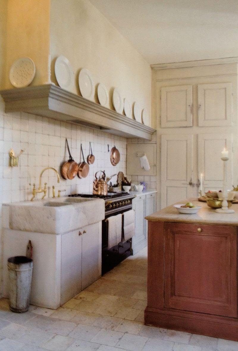 A vidéki otthon: A vidéki konyha..