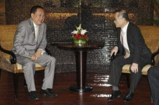 chief nuclear envoy from north and south korea meet