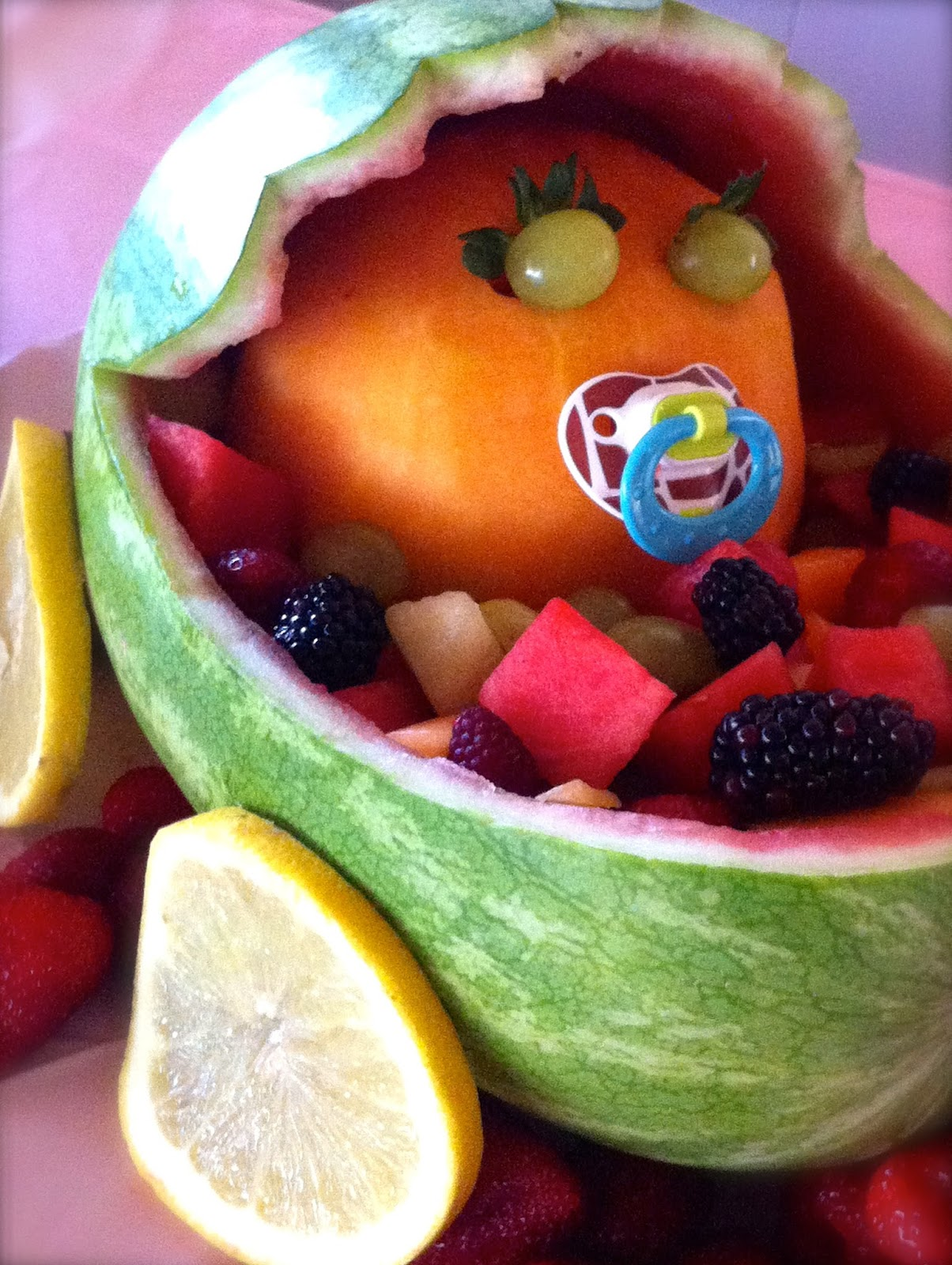 watermelon fruit bowl baby shower images of wedding and birthday