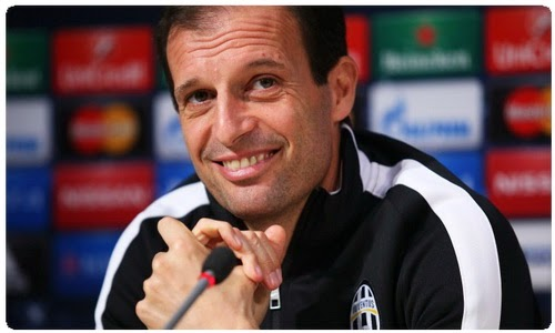 Allegri: We spent a couple of great matches and deserves more than three points in the group
