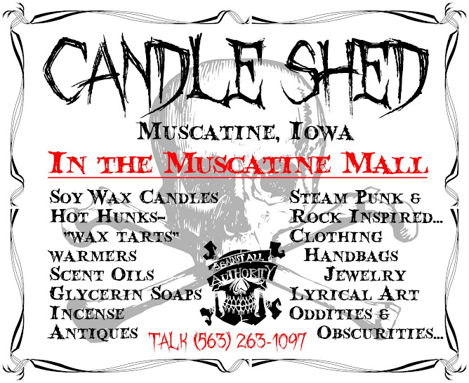 FRIENDS CANDLE SHED