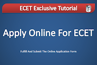 Apply Online For ECET