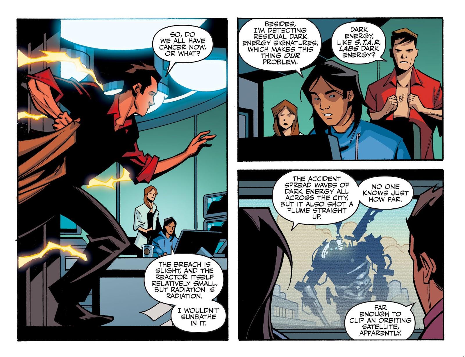 The Flash: Season Zero [I] Issue #19 #19 - English 9
