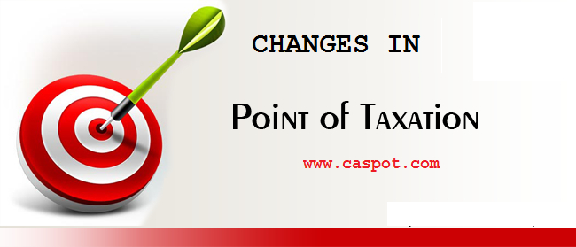 CHANGES IN P... Reverse Charge Mechanism In Service Tax
