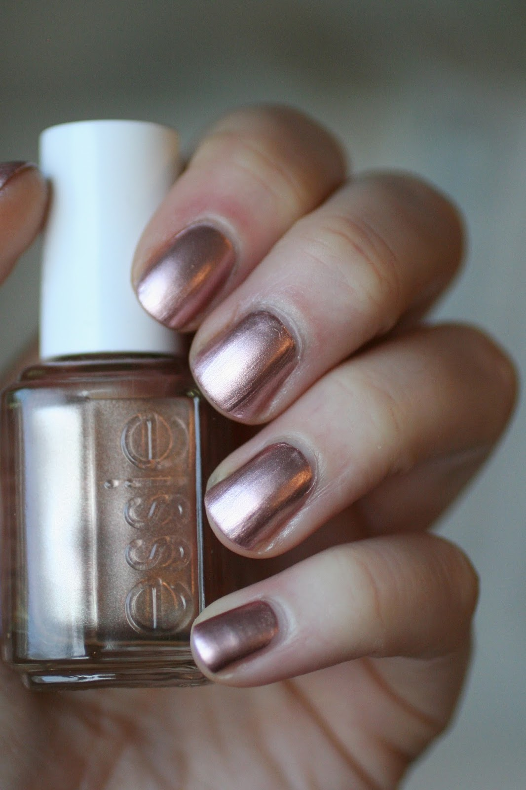 Essie Mirror Metallics Collection : Penny Talk, Good As Gold, No ...