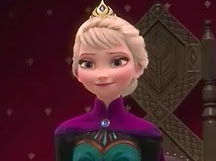 Frozen El reino del hielo - Elsa makeup