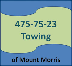 475-75-23 Mount Morris Towing