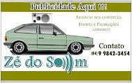 PROPAGANDA EM CARRO DE SOM