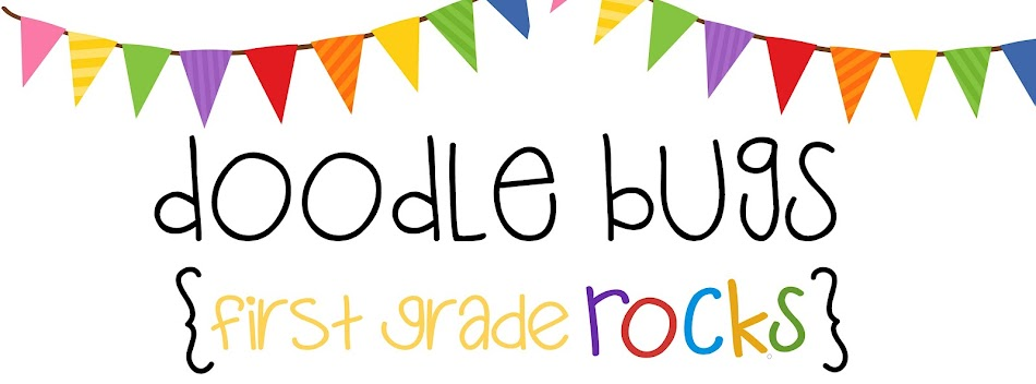 Doodle Bugs Teaching {first grade rocks!}