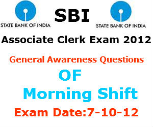 SBI Clerk / Assistant Exam - 10 model question papers -